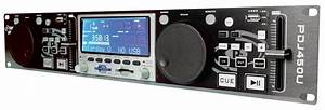 Pylepro - Pdj450u - Musical Instruments - Mixers - Dj Controllers - Sound And Recording