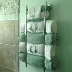 ideas for towel storage in small bathroom 18 diy towel storage ideas to easily organize the bathroom