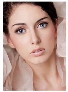 Makeup for blue eyes - yve-style.com