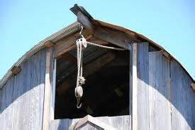 block and tackles something every prepper and homesteader With barn hoist system