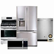 Kenmore Elite Kenmore Elite 4piece Kitchen Suite