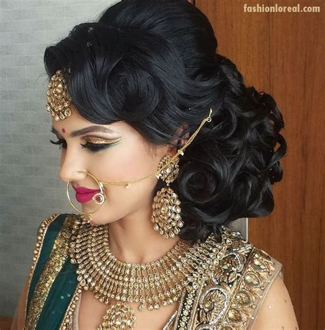 indian wedding hair styles best 25 indian bridal hairstyles ideas on 1550