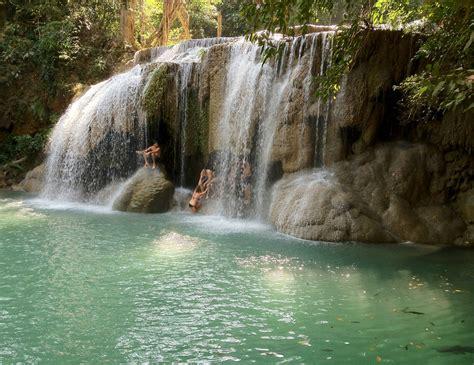 Erawan National Park Thailand Amazing Places