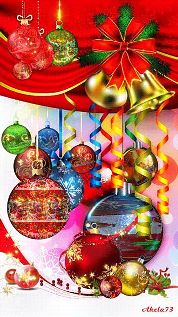 Merry christmas animated gif free download. Christmas - Glitter Animations - Snow Animations - Animated images - Page 2