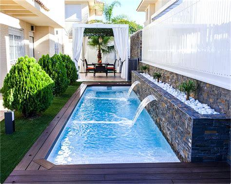 desain kolam renang rumah minimalis terbaru dekor rumah