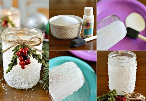 weihnachtsdeko 2015 selber machen 30 weihnachtsdeko ideen im glas zum selbermachen