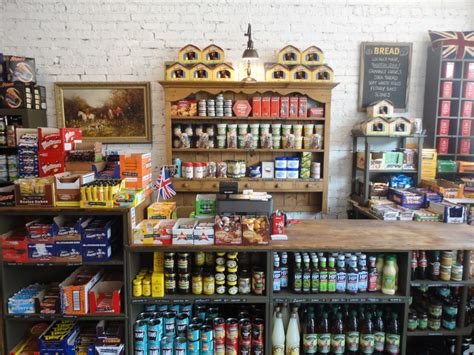 anglophile  massive listing  british themed stores