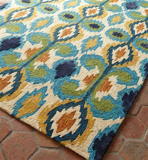 best summer outdoor rugs popsugar home