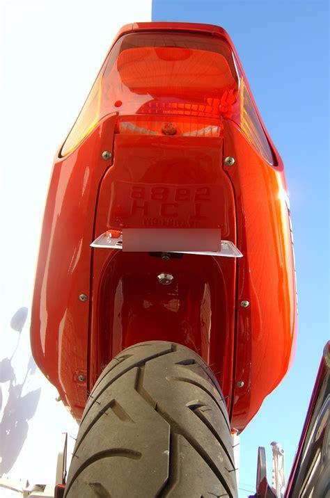 Eliminador de rabeta Fazer 250 2005/2009 Yamaha Fazer 250