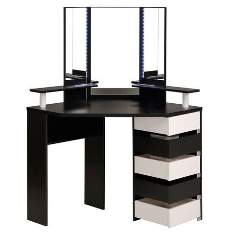 small dressing table designs 15 elegant corner dressing table design ideas for small bedrooms