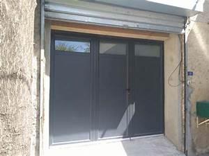 porte de garage 3 vantaux prix automobile garage siege With porte de garage battant sur mesure