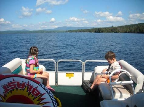 Rangeley Maine Boat Rentals by View From Csite Picture Of Mooselookmeguntic Lake