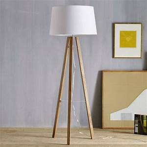 Floor lamps wood homes decoration tips for Floor lamp stand online india
