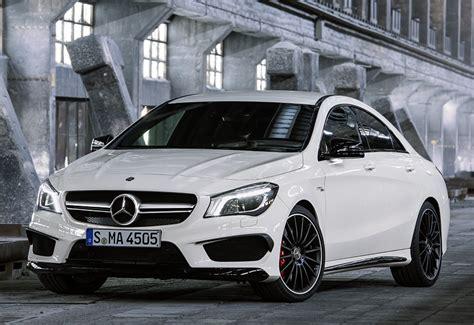 2013 Mercedes-benz Cla 45 Amg (c117)