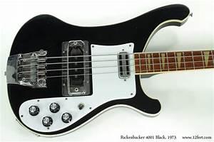 1973 Rickenbacker 4001 Bass