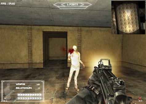 zombie survival 3d games game play qgames zombies shoot gamingcloud em kill