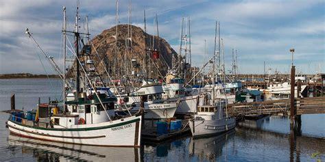 Public Boat R Rehoboth Bay by San Luis Obispo County Beach Towns Visit California