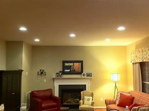 Recessed lighting placement in living room advice for for Floor lamp placement in living room