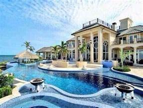 home with pool house with pool grand homes the o 39 jays houses with pools and design