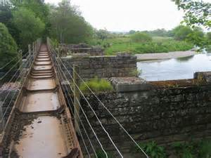 Dismantled Railway Bridge © Shaun Ferguson cc-by-sa/2.0 ...