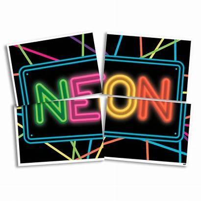 Neon Painel Decorativo Proplastik
