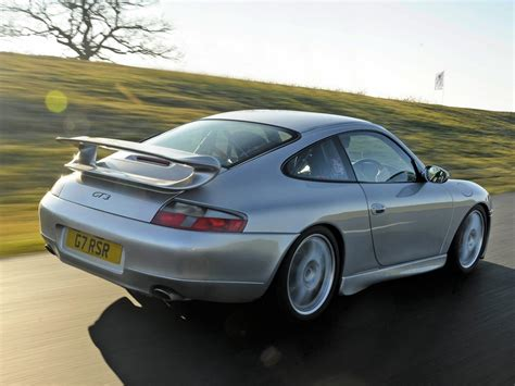 In order to make it go faster around the track than e.g. PORSCHE 911 GT3 (996) specs & photos - 1999, 2000, 2001 - autoevolution