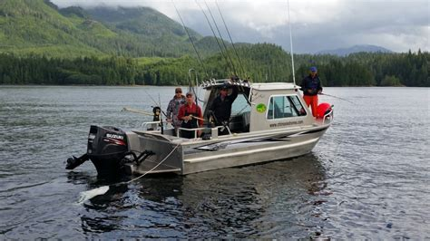 Charter Fishing Boats In Juneau Alaska by Ketchikan Alaska Boat Rentals