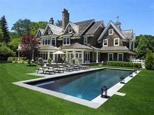 Maison De Riche : maison de riche maison millionnaire piscine creus e ~ Melissatoandfro.com Idées de Décoration