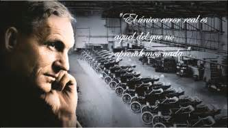 Henry Ford Resumen by Las 10 Mejores Frases De Henry Ford