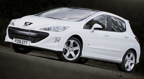 Peugeot 308 Gt Thp 200 (2011) Review  Car Magazine