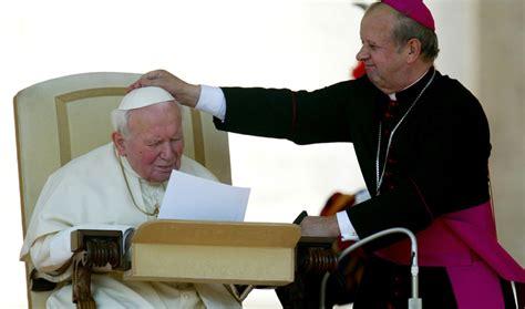 confidant cardinal tells  tales  pope john pauls