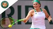 Jelena Ostapenko - Top 5 Best Shots | Roland-Garros 2017 - YouTube