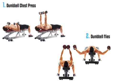 Pec Deck Flyes Superset Push Ups by 8 Killer Superset Combos To Boost Workout Intensity And