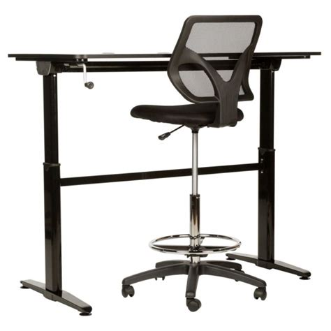 how tall is a desk tall office chairs for standing desks chair design