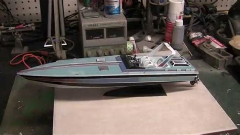 Scarab Rc Boats by Miami Vice Wellcraft Scarab 1 32 Scale Model Kit Buildup