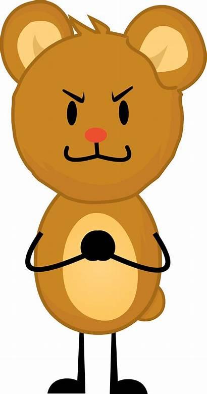 Teddy Bear Wiki Fandom Wikia Inanimate Insanity