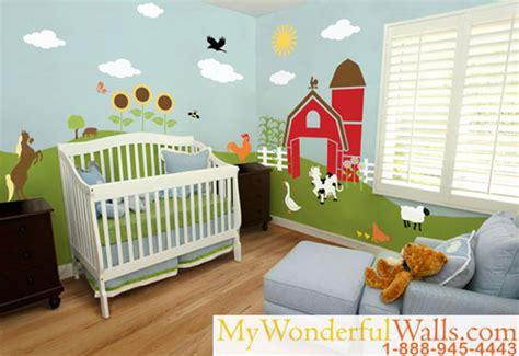 farm wall decor farm baby nursery sale michael goins