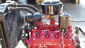 1953 Ford Flathead V8 8ba Engine
