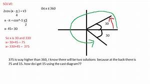 Help With Trigonometry Cast Diagram   Please
