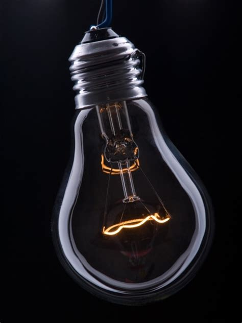 l light bulbs some fashioned incandescent