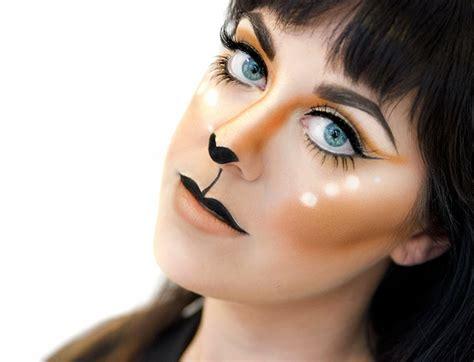 awesome halloween animal makeup ideas
