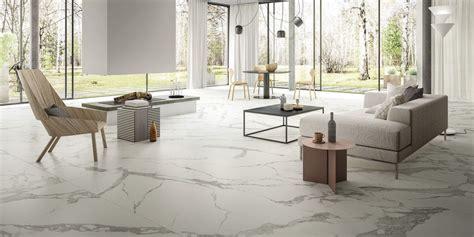 White Kitchen Tile Ideas - giant tiles in 300x150 cm size maximum tiles by fiandre