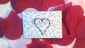 Comment Fabriquer Une Enveloppe : hd tuto faire une enveloppe coeur en origami make an ~ Melissatoandfro.com Idées de Décoration