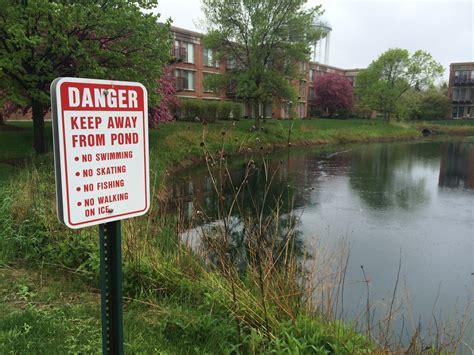 Body Found In Deerfield Pond  Highland Park News