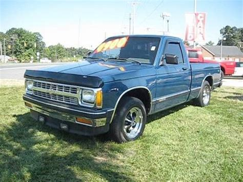 old car owners manuals 1996 chevrolet s10 spare parts catalogs 1991 chevrolet s10 5spd start up engine and in depth tour youtube