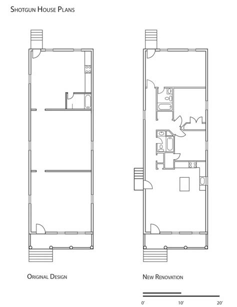 style floor plans shotgun house plans orleans with garage discover