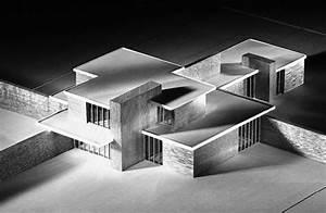 Villa Mies Van Der Rohe : brick country house ludwig mies van der rohe 1923 legendary genius of architecture still ~ Markanthonyermac.com Haus und Dekorationen