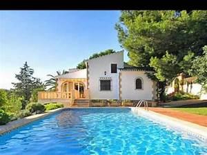 location villa espagne avec piscine pas cher youtube With location maison avec piscine en espagne