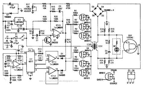 Value Able Vac Inverter Circuit Diagram