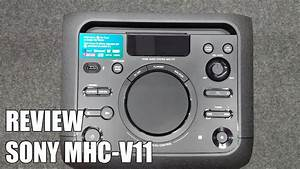 Review Sony Mhc